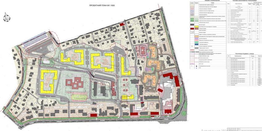 У Вінниці планують побудувати новий мікрорайрон в самому центрі міста