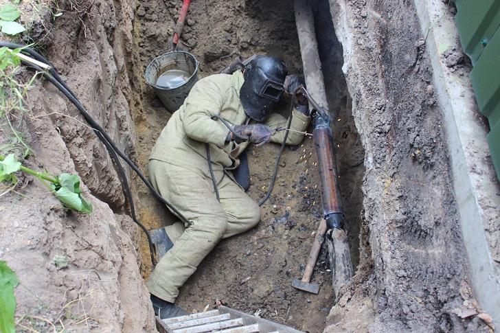 У Славному біля Вінниці ліквідували витік газу (ФОТО)