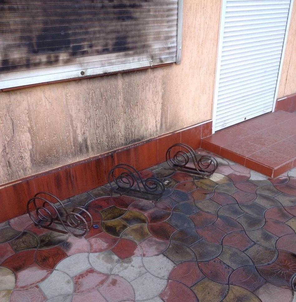 У Козятині напали на магазин громадської активістки