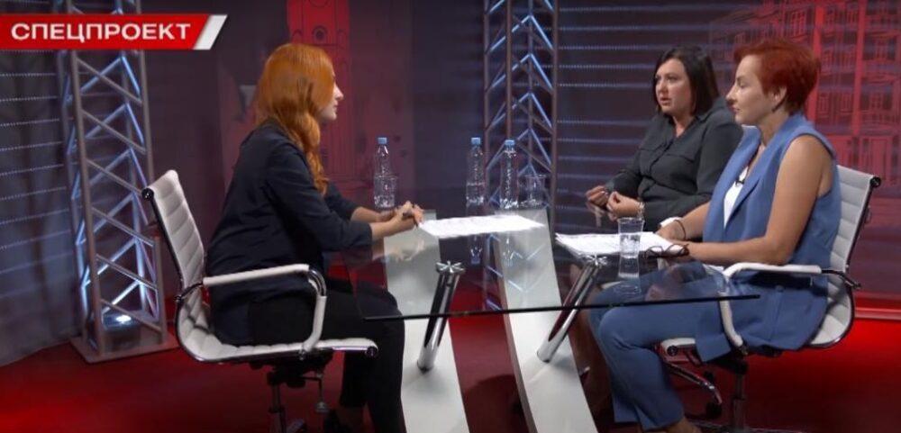 Тетяна Єрмолаєва та Ірина Івасюк
