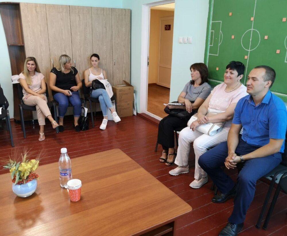 Обговорення Стратегії 2030 у Тростянці