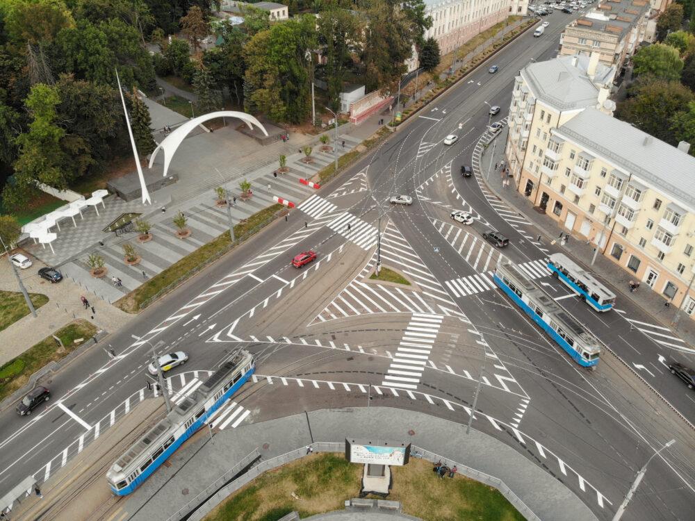 Площа Гагаріна у Вінниці