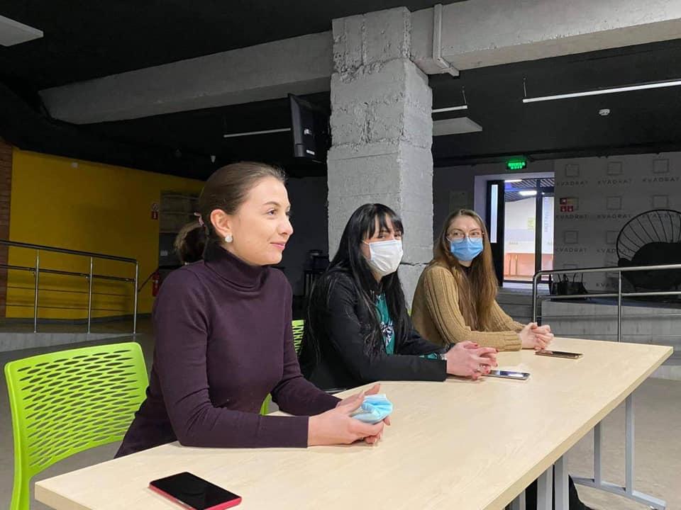 Вінницький молодіжний центр «Квадрат» очолила Анастасія Молдован
