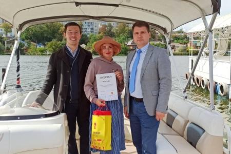 Вінничанка зайняла призове місце в номінаці «Кращий гід на карантині»