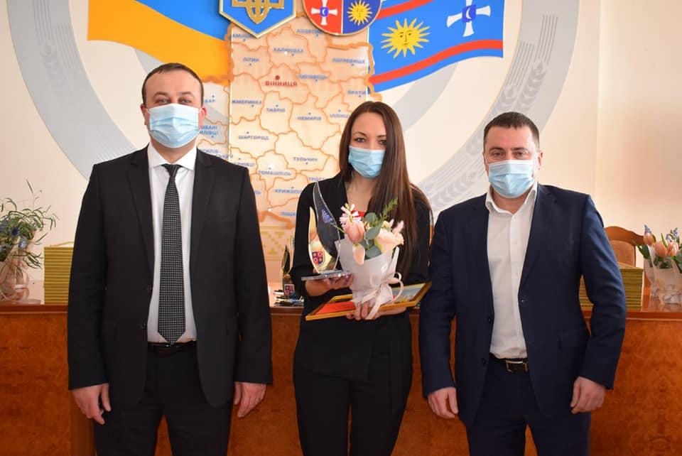 Координаторка спецфонду «СтопВірус» Олена Данілова визнана громадським діячем року