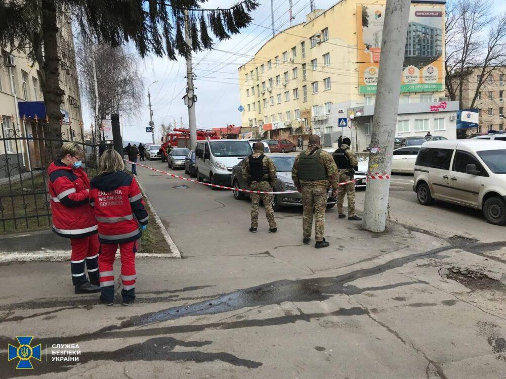 Знешкоджували умовно вибуховий пристрій: на Вінниччині СБУ провела контрдиверсійне тренування