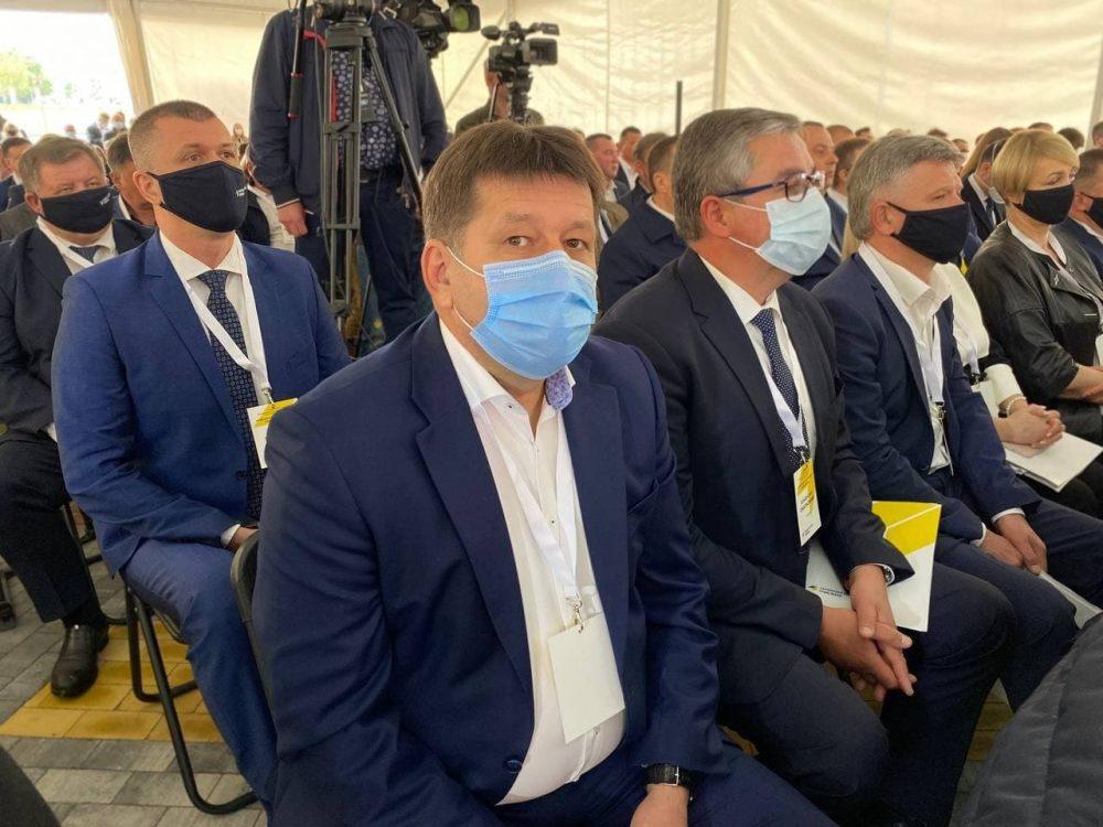 На Вінниччині в Тульчині відбувається конференція Вінницької обласної організації політичної партії «Українська Стратегія Гройсмана»